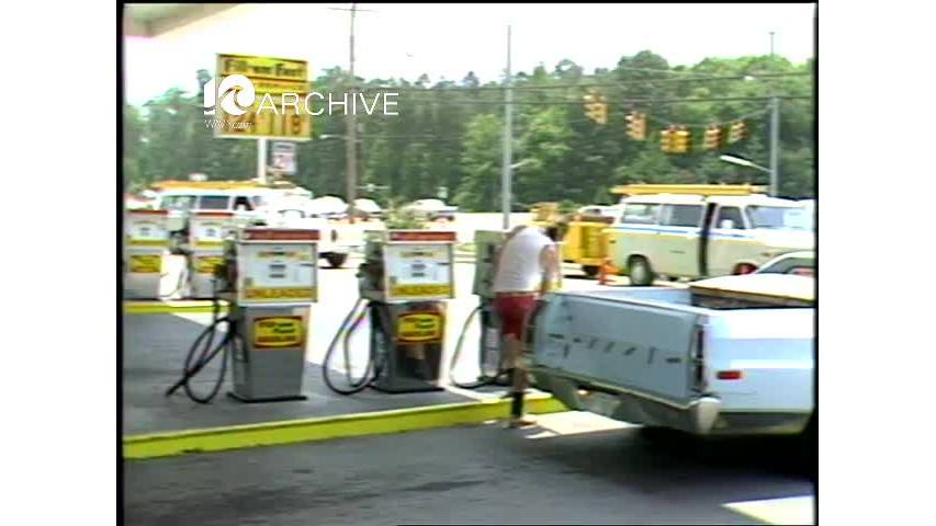 WAVY Archive: 1981 Newports News Gas Prices