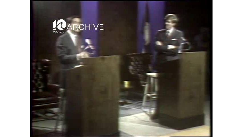 WAVY Archive: 1981 Robb-Coleman Debate
