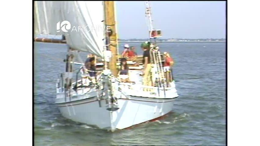 WAVY Archive: 1981 Skipjacks