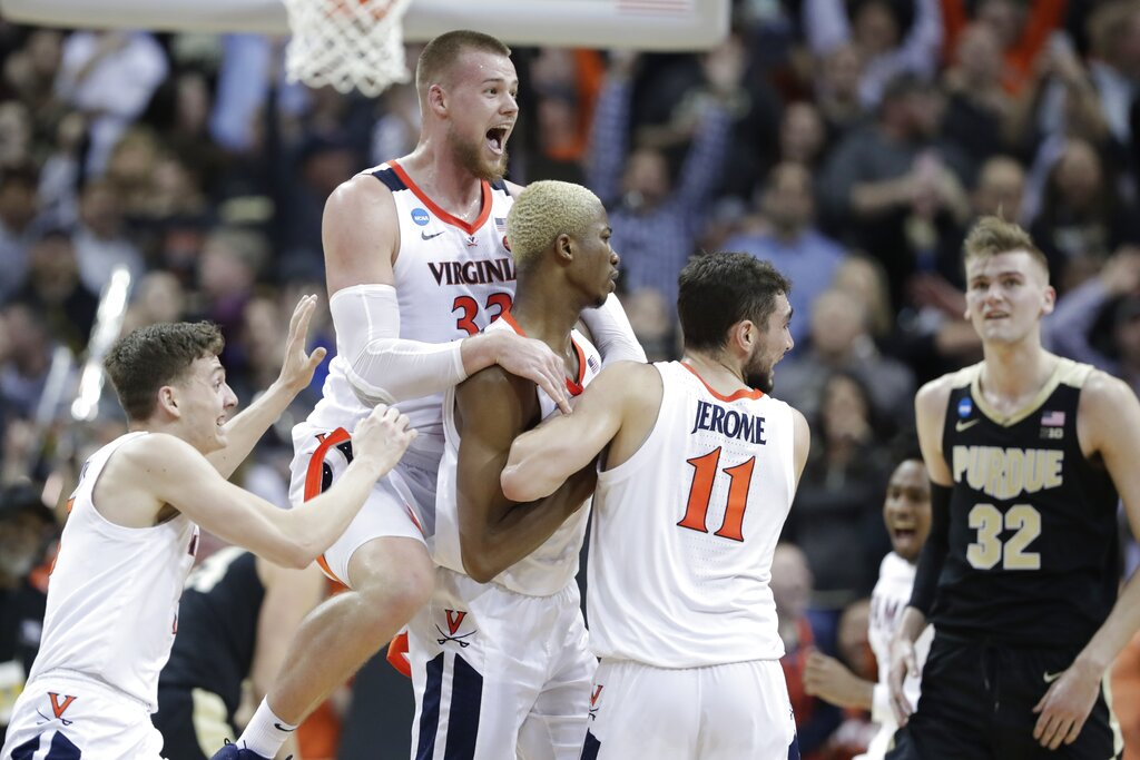 NCAA Purdue Virginia Basketball_1554002234586