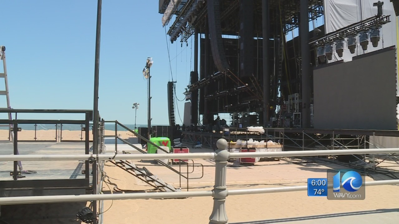 Preparations continue with two days left until SITW fest