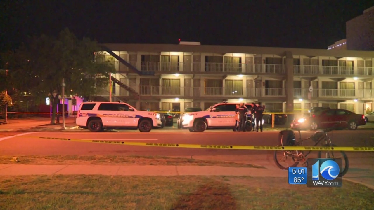 1 killed in double shooting at Va. Beach Oceanfront