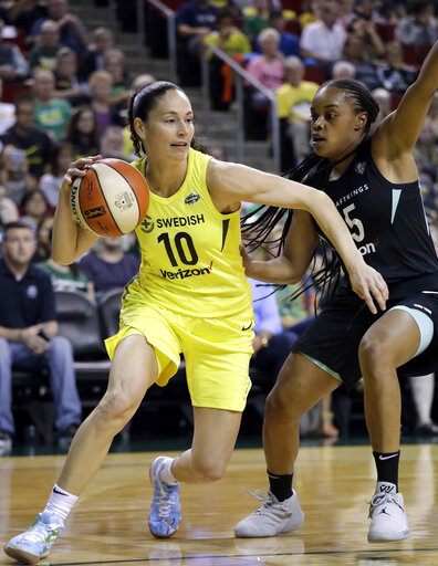 Sue Bird, Brittany Boyd