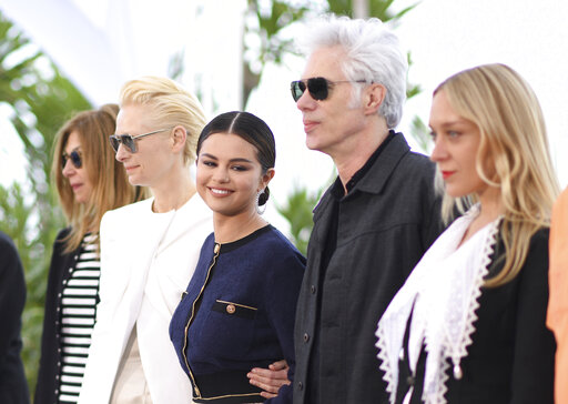 Sara Driver, Tilda Swinton, Selena Gomez, Jim Jarmusch, Chloe Sevigny
