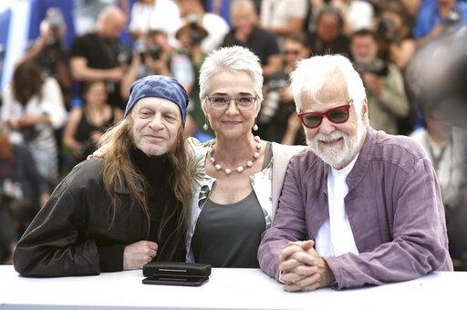 Leon Vitali, Katharina Kubrick, Jan Harlan