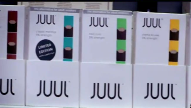 West Virginia Class Action lawsuit filed against Juul for