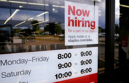 Survey: Businesses added a solid 195,000 jobs in August
