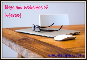 blogs and websites of interest static page