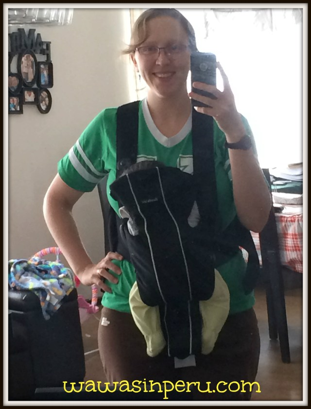 baby bjorn for baby wearing