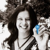 Me and my Blue Key