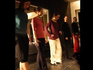 Irische Musik mit Tänzerinnen!