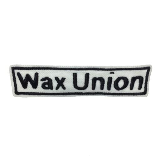 Wax Union Patch