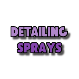 Detailing Sprays