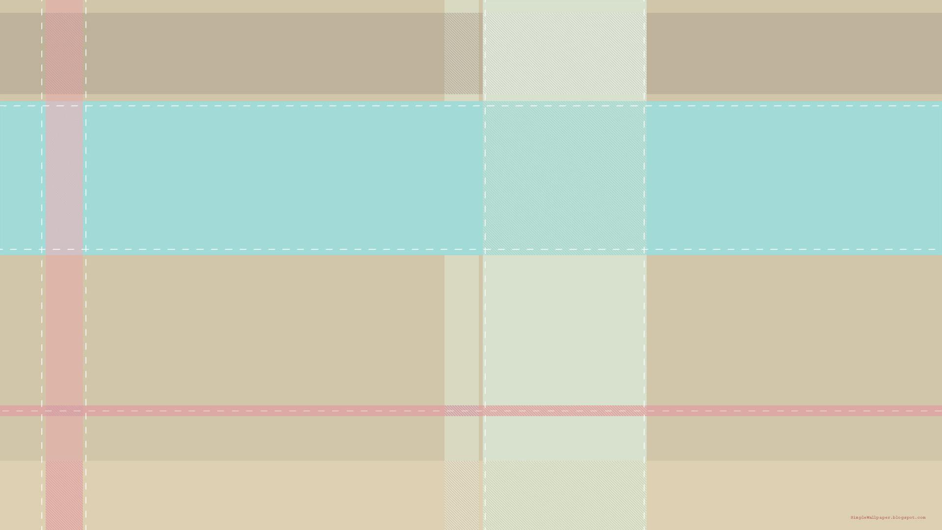 Simple Desktop Wallpaper Ugly Plaid Stitch