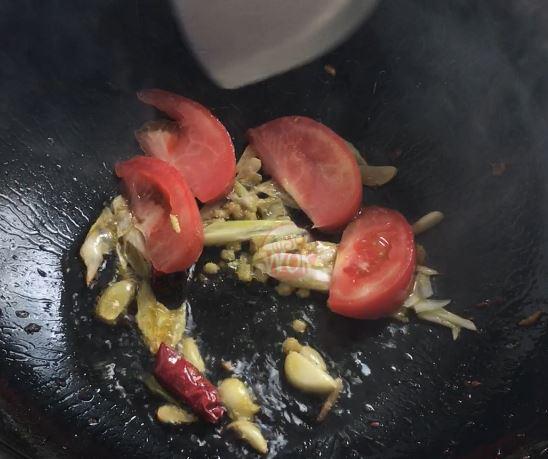 eggplants with tomato_Way2wok
