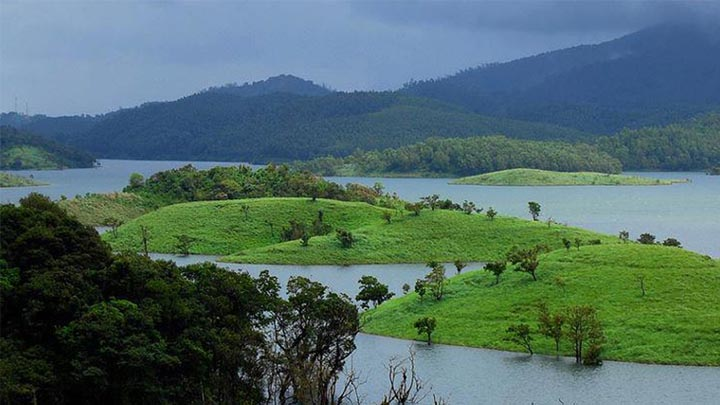 Image result for images of banasura hills