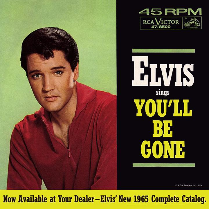 Image result for elvis presley you'll be gone