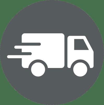 Bubble-LKW-Shipping