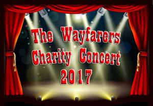 Wayfarers 2017 Charity Concert