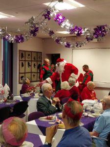 Santa at NWAS