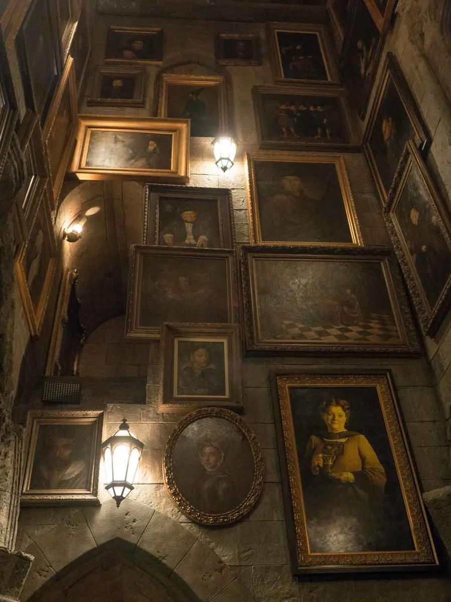 Hogwarts Castle Talking Pictures Universal LA