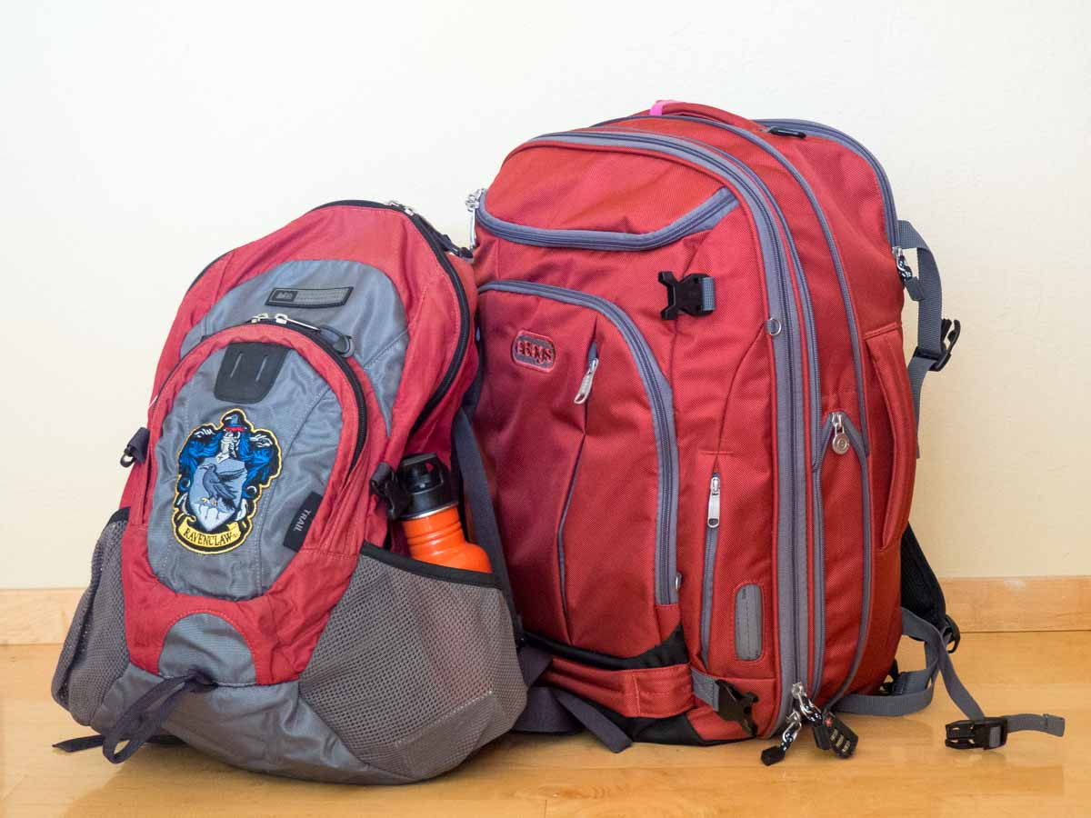 Packing List for UK Hiking & sightseeing