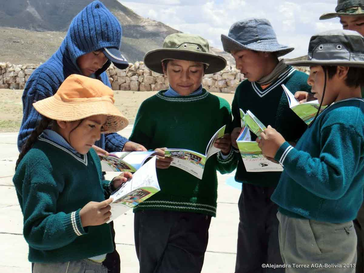 Andean Cats Kids Conservation Education