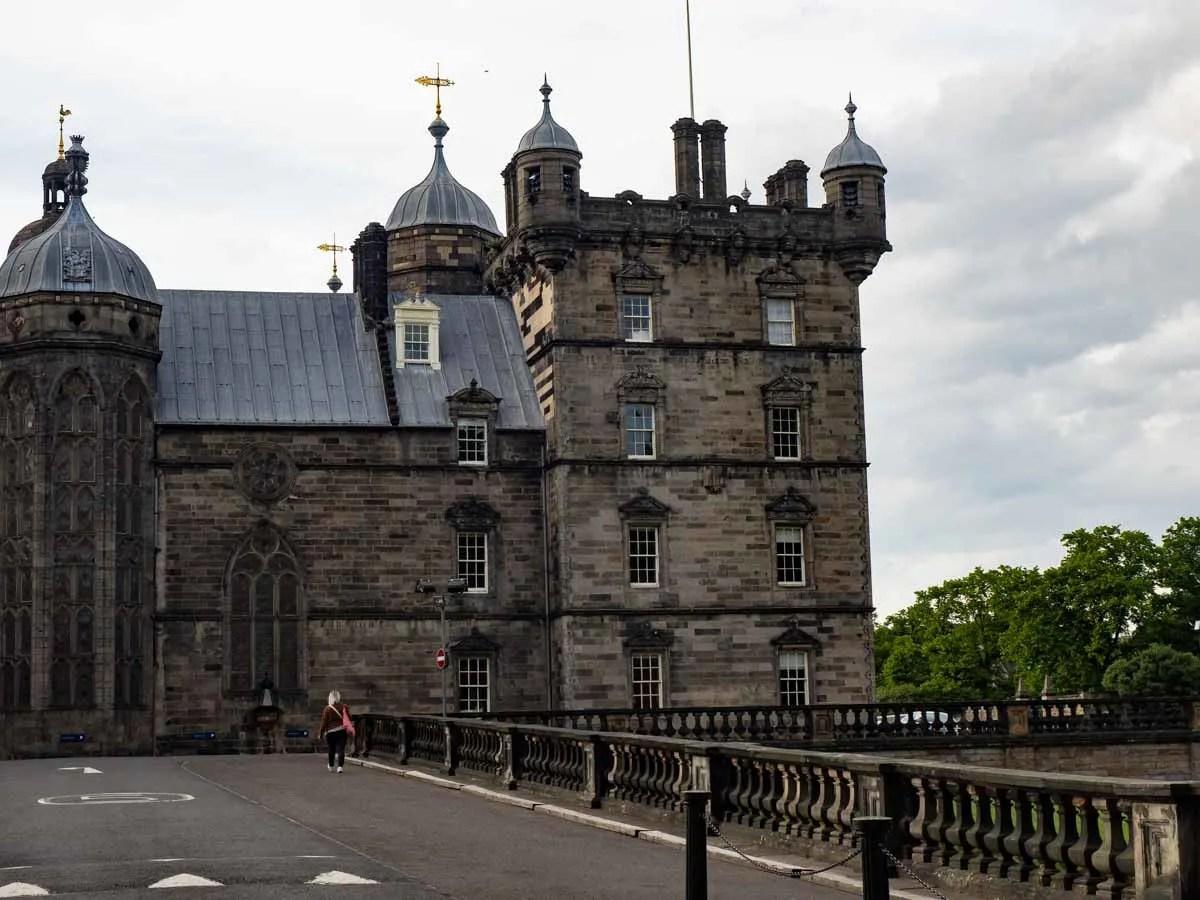 Herriots Hogwarts School Edinburgh