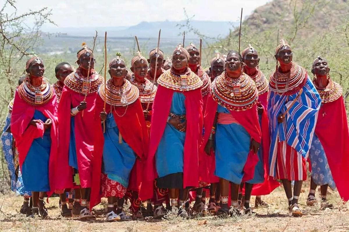 Mama Simba Ewaso Lion Project of Samburu