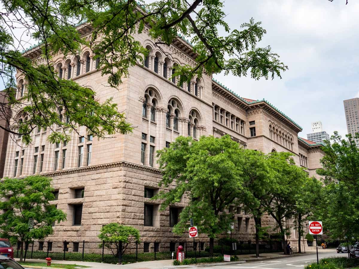 Newberry Library - Literary Sites in Chicago