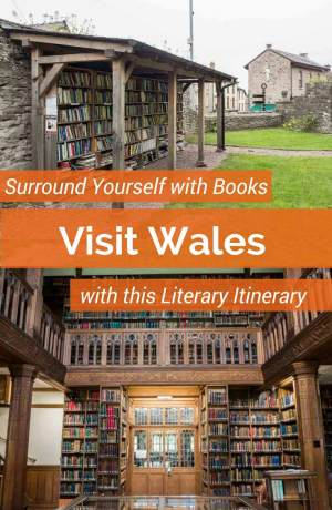 This literary travel itinerary will have you surrounded by books as you visit the Gladstone's Library and Hay on Wye bookshops in Wales