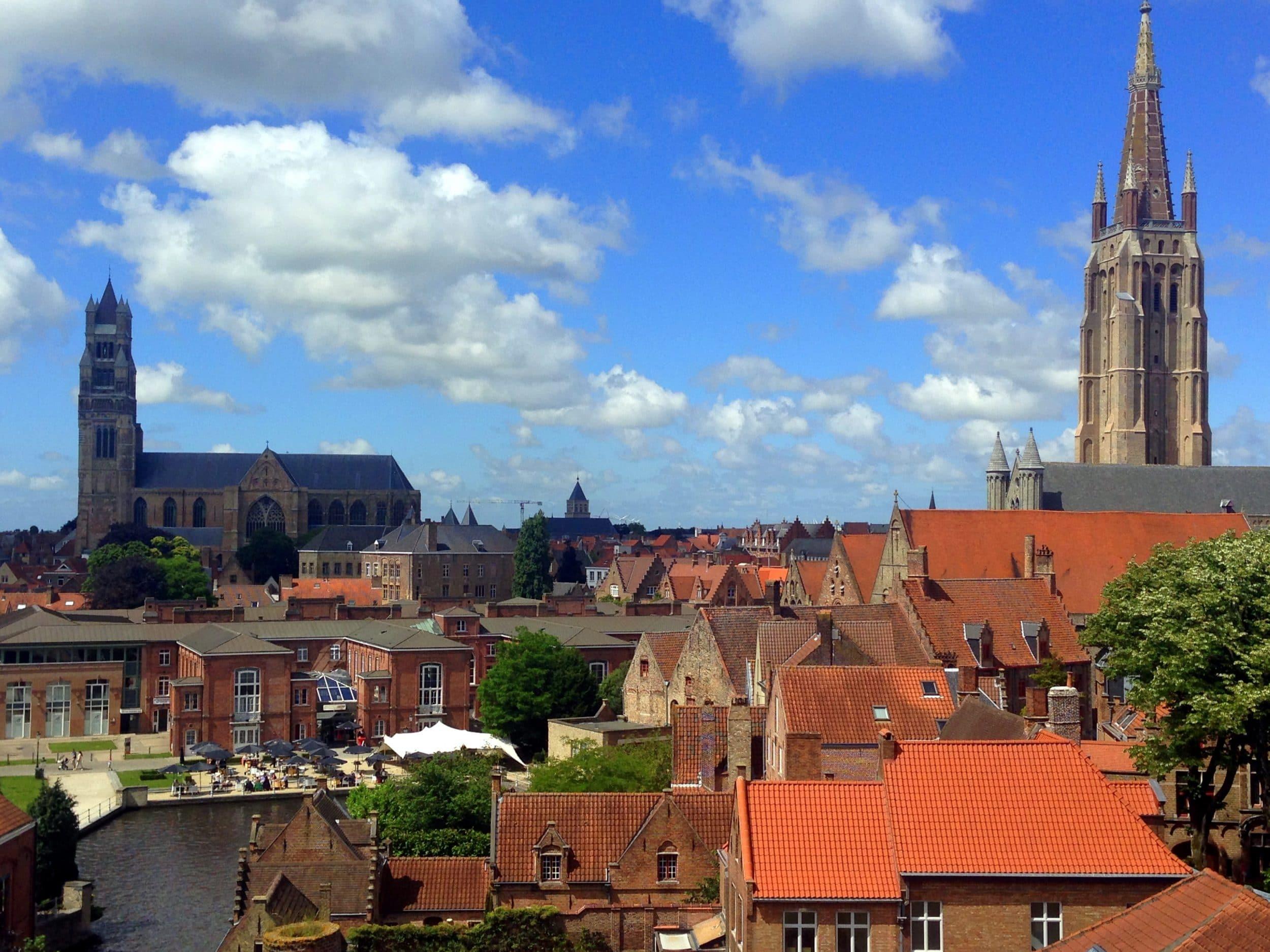 Bruges, Belgium via Wayfaring With Wagner