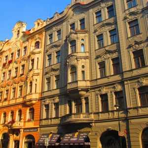 Prague Old Town via Wayfaring With Wagner