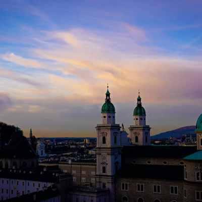 Swooning in Salzburg