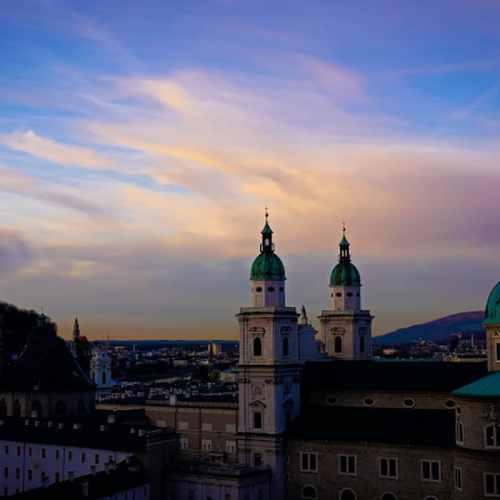 Salzburg via Wayfaring With Wagner