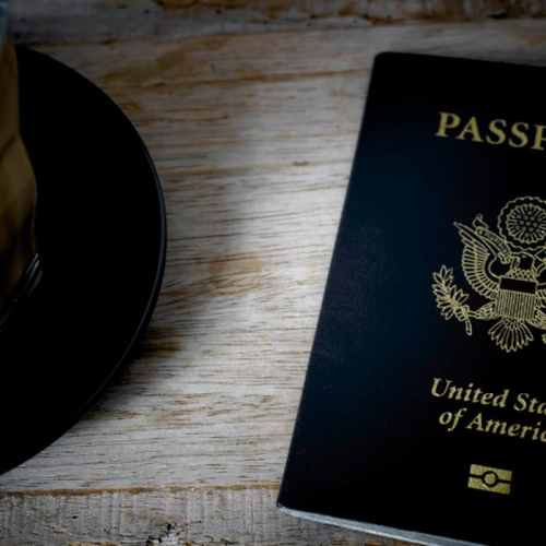 Lost Passport via Wayfaring With Wagner