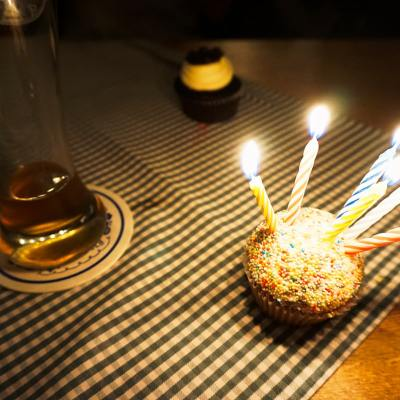 Birthday, Beer, and Breweries // Munich