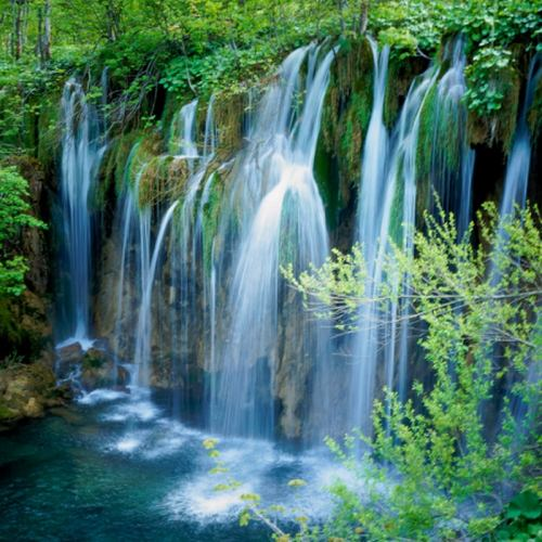 Plitvice Lakes National Park via Wayfaring With Wagner