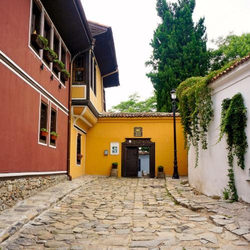 Plovdiv, Bulgaria via Wayfaring With Wagner
