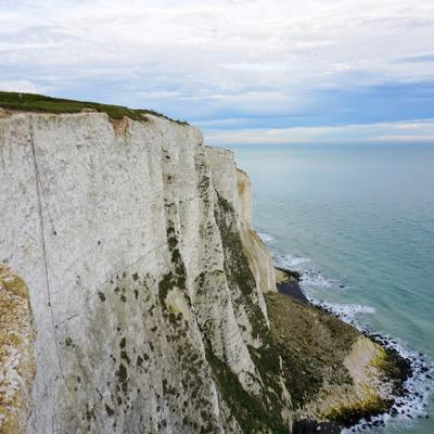 The White Cliffs of Dover // Dover