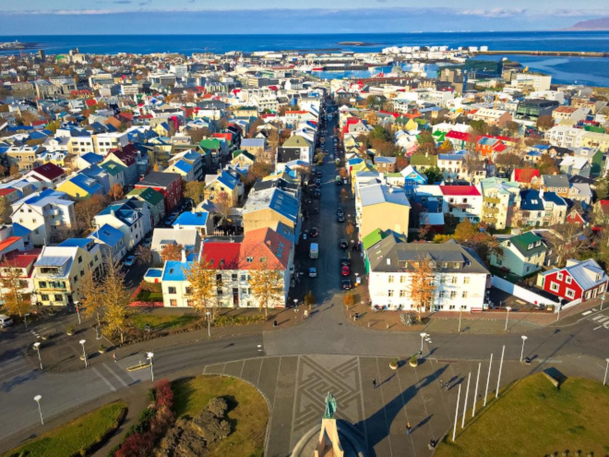 Reykjavik via Wayfaring With Wagner