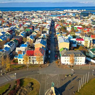 Roaming around Reykjavik