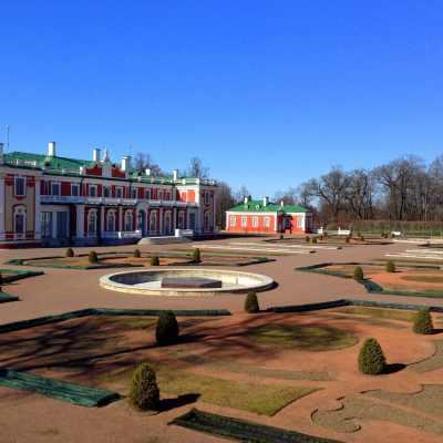 Kadriorg Park & the surrounding area // Tallinn