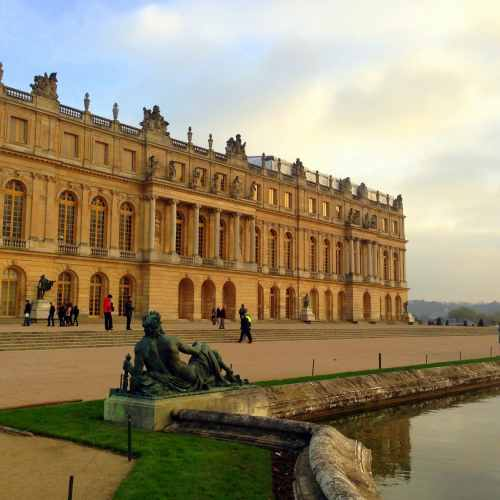 Palace of Versailles via Wayfaring With Wagner