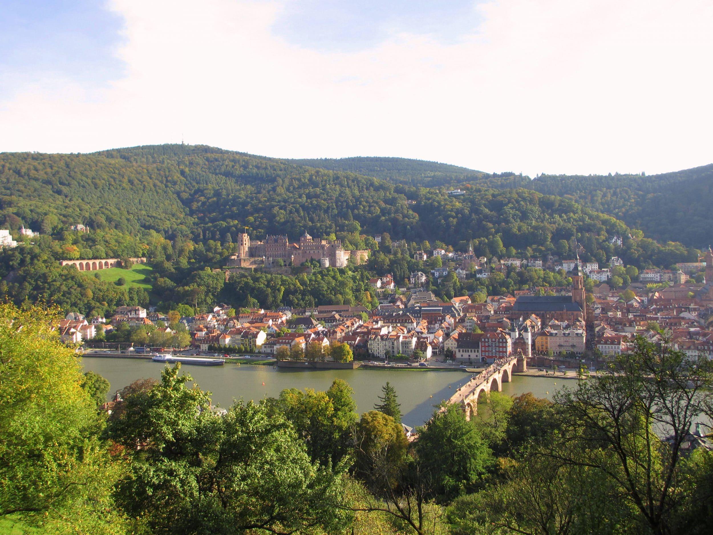 Heiligenberg via Wayfaring With Wagner