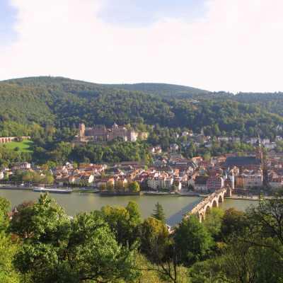 Heiligenberg (Holy Mountain) // Heidelberg
