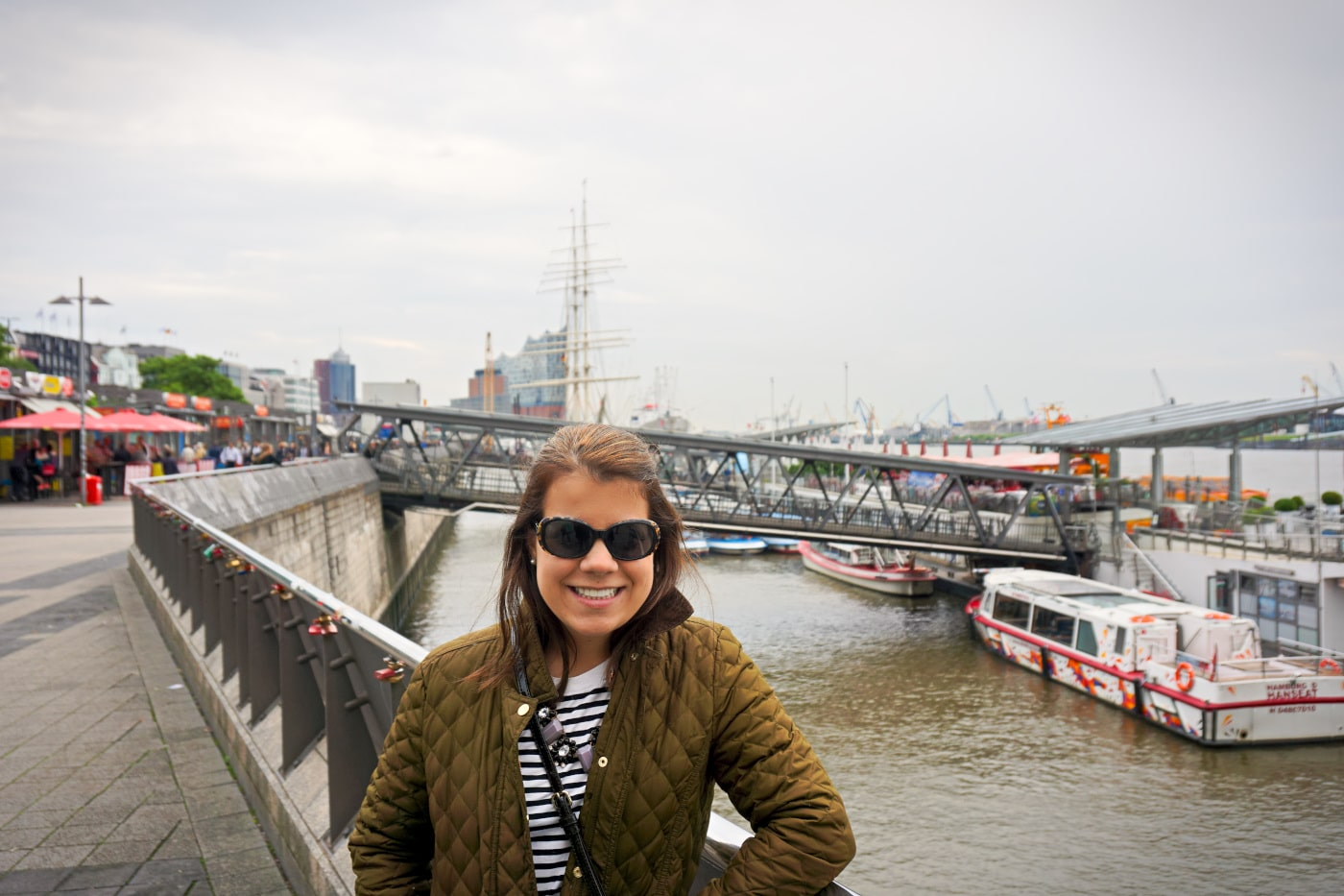 Hamburg's Newest Resident via Wayfaring With Wagner
