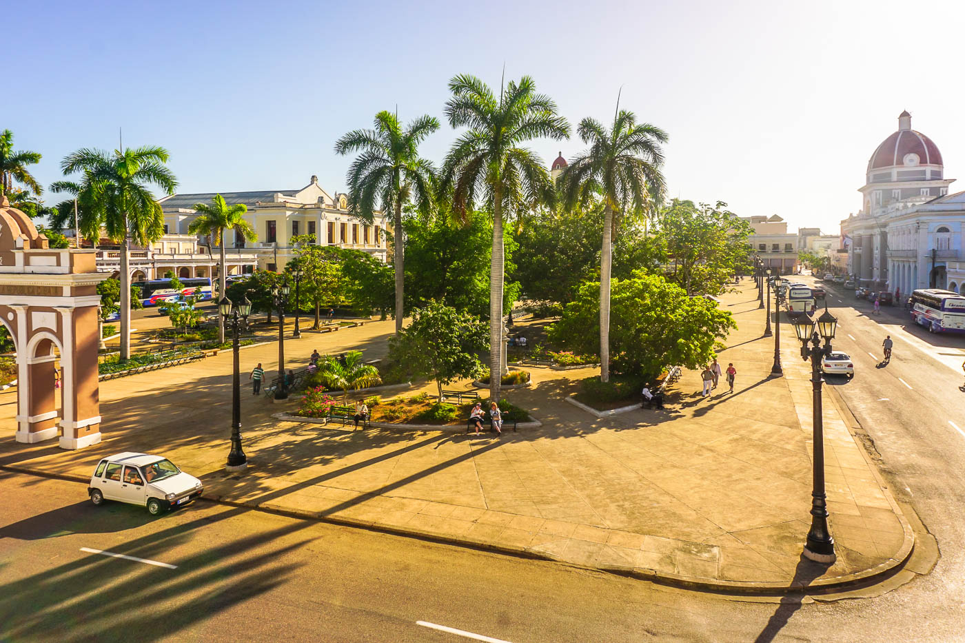 A Day in Cienfuegos via Wayfaring With Wagner