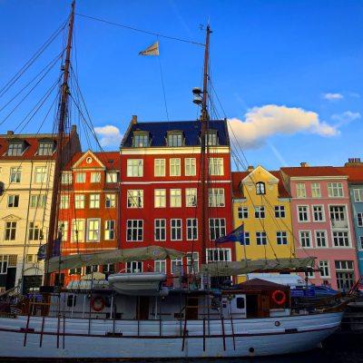 A Winter Day in Copenhagen