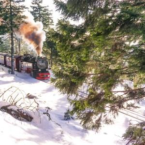 Brockenbahn via Wayfaring With Wagner